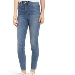Treasure&Bond jeans charity high waist ankle